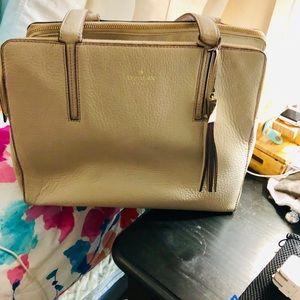 Kate Spade Taupe Handbag